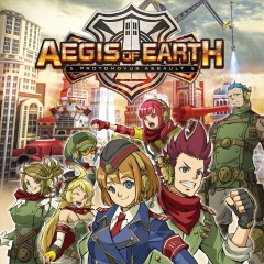 Aegis of Earth Protonovus Assault PS4 DUPLEX