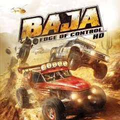 Baja Edge of Control HD PS4 HOODLUM