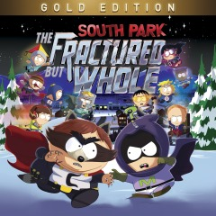 South Park The Fractured But Whole PS4 Playable