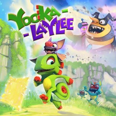 Yooka Laylee PS4 Playable