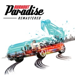 Burnout Paradise Remastered PS4 Playable
