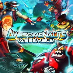 Awesomenauts Assemble PS4 BlaZe