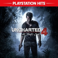 Uncharted 4 A Thiefs End USA PS4 CUSA