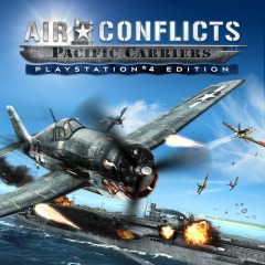 Air Conflicts Pacific Carriers PS4 RESPAWN