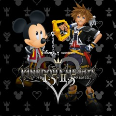 Kingdom Hearts HD 1 5 and 2 5 Remix PS4 DUPLEX