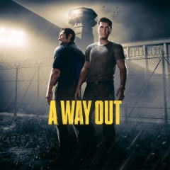 A Way Out PS4 BlaZe