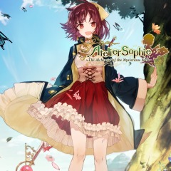 Atelier Sophie The Alchemist Of The Mysterious Book PS4 DUPLEX