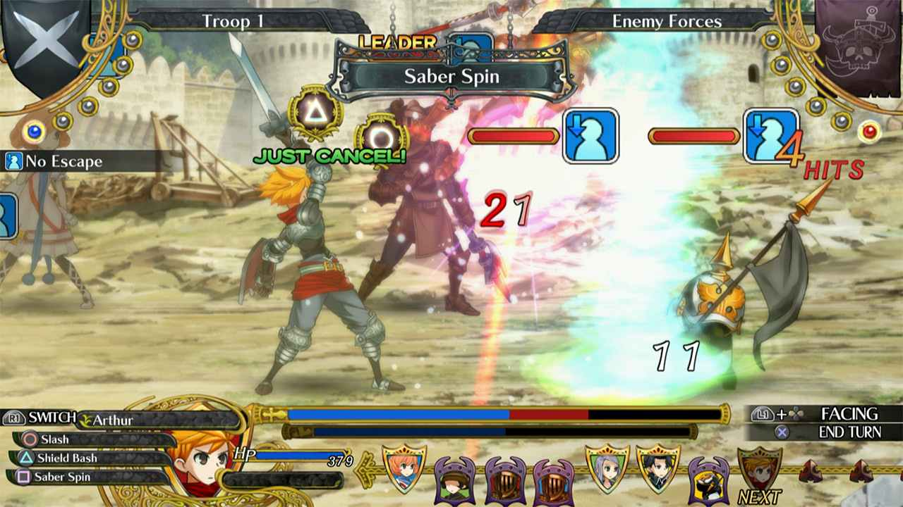 Grand Kingdom PS4 DUPLEX
