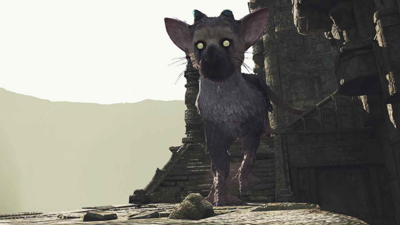 80 The Last Guardian VR Demo
